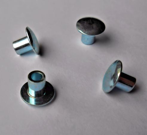 punch rivets - sample